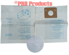 Eureka B & S Canister Vacuum Cleaner Bags +Filter  52329 52329A-6 54922-10 Model