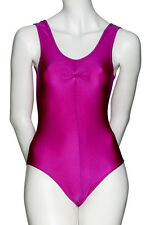 All Colours + Sizes Ballet Dance Gym Sleeveless Lycra Leotard KDC006 By Katz