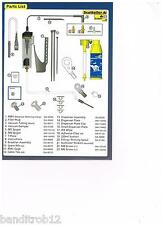 Scottoiler Universal V System Spare Parts Additional Spares Listing Scottoil
