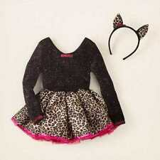 New The Childrens Place 2012 Leopard Cat Costume  2 3 4 5 6 7 8 10 12