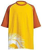 * Sea-Doo Kids Mambo Yellow Short Sleeve T-Shirt