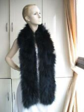 women's  real fox fur knitted  scarf /wrap /shaw/2color