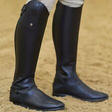 Mark Todd Long Leather Competition Dress Riding Boots - Choice Of Sizes/Fittings