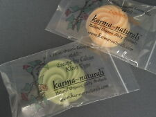 LOTION BAR VEGAN - Organic NATURAL EO 1.65 oz REFILL Your Scent Choice HANDMADE