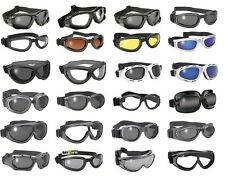 Value Line Goggles from Makers of KD Sunglasses Look Good on Harley Goggle