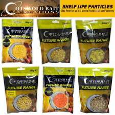 COTSWOLD BAITS SHELFLIFE PARTICLE MIX HANDY PACKS 250GM
