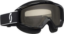 Scott Tyrant Snocross Black / ACS Rose Goggles Snowmobile Goggle ATF Racing Down