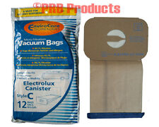 Electrolux Style C Tank Vacuum Cleaner Bag Model Ultralux Marquise Diplomat LE