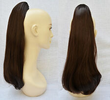 Straight / Reversible 52cm-58cm Hairpiece Hair Piece ~Casual wear to formal~