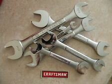 NEW... Craftsman Open End Wrench - Any Size - SAE inch in OR Metric