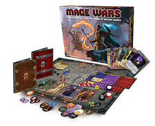 Mage Wars - Core Set - Spell Tome 1 2 - Spellbook Expansion & more - English