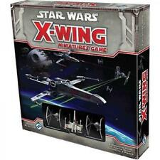 Star Wars X-Wing: Miniatures Game Core Set & Expansion Packs - English Englisch