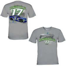 Ricky Stenhouse Jr Chase Authentics #17 Fifth Third Bank Draft Tee FREESHIP