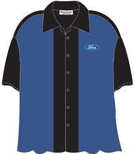 Ford Blue Oval Short Sleeve Shirt - by David Carey Originals - BRAND NEW!