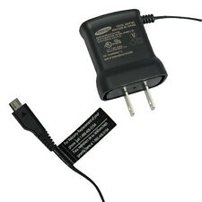 New Original OEM Samsung Wall Home AC DC Travel House Outlet Adapter Charger