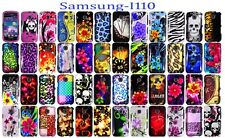 For Samsung Proclaim S720C illusion i110 Cover Case + Screen Protector