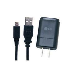 OEM AC DC Home Wall House Travel Charger + Micro USB Sync Cable Cord Wire