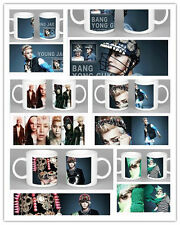 water cup KPOP coffee cup BAP glass Mug china Tableware same style B.A.P tumbler