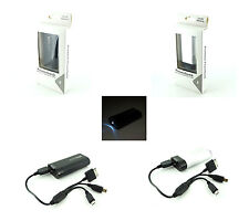 5000mAh PowerBank Backup Juice Battery Pack+USB Charger Cable for Verizon Phones