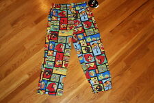 Youth Pajamas Lounge Pants ANGRY BIRDS Medium, Large, & XL NEW WITH TAGS