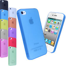 New Transparent Ultra Thin Lightweight Case Cover FOR iPhone 4S
