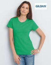 100 Ladies T-SHIRTS 100% cotton  BLANK BULK LOT Wholesale new SMLXL