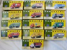 Lledo Vanguards 1:64 Scale Classic Commercial Vehicles 1950's - 60's Select One