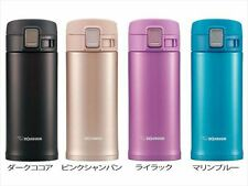 ZOJIRUSHI Stainless Thermos Mug Bottle 0.48L SM-KB48 Choose Color from Japan New