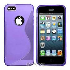 New Soft Silicone TPU Gel Skin Case Cover For iPhone 5S 5G 5 S A1533