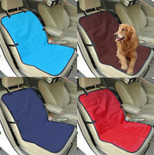 Assorted Color Nylon Waterproof Car Seat Cover Protector Hammock for Pet Dog Cat