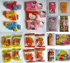 Character/disney sweets/confectionery-rango de sweets/candy/tattoos / Gelatinas