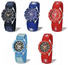 OFFICIAL FOOTBALL CLUB - YOUTH WATCHES - Analogue Watch (New 2013/Gift/Xmas)