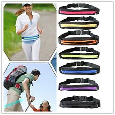Casual Sport Running Hiking Jogging Money Pouch Belt Chest Waist Pack Fanny Bum