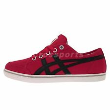 Asics Onitsuka Tiger Earlen Red Canvas Casual Shoes Classic Vintage Sneakers