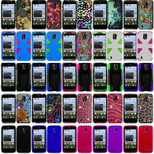 For ZTE Majesty Z796C Cover Case + LCD Screen Protector