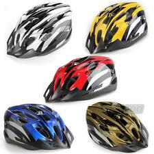 Adjustable Men Bicycle Bike Road MTB Sports Cycling Safety Helmet With Visor