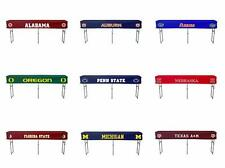 "Choose NCAA Team 104"" Tailgate Canopy Buffet & Bar Gathering Fitted Table Cover"