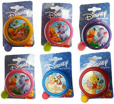 WINNIE THE POOH CHARACTERS KIDS CHILDS BIKE CYCLE BELL