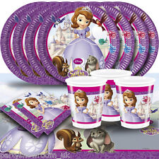 Children's Cartoon Character Tableware Decoration Birthday Party Pack for 16 PS