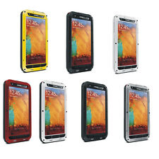 Strong Shockproof Waterproof Metal Case Cover For Samsung Galaxy Note 3 N9000