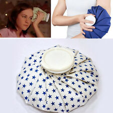 "9"" Reusable Ice & Cold Water or Hot Water Pain for  Keep Fit Relief Bag Ice Bag"