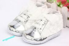 New 2014 lace flowers autunm baby girls shoes cute newborn kids shoes 0-12 month
