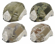 Airsoft Tactical Military Helmet Cover for Fast Helmet BJ/PJ/MH 5 Colors AOR2