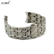 22mm 23mm 24mm New Stainless Steel Watch Band Bracelets Curved end Used for TIS—
