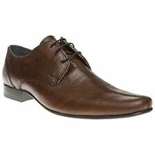New Mens Red Tape Brown Winster Leather Shoes Dress Lace Up