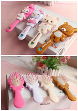 1pc Cartoon  Characters Hair Comb Brush Spa Massage Hairbrush For Kids K1644