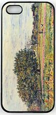 Rikki Knight Alfred Sisley Art Walnut Trees in the Sun October Case for iPhone 4