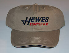 Hewes Redfisher 18 ball cap FREE SHIPPING