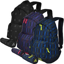 adidas Performance Classic School College Backpack Rucksack Bag With Pencil Case