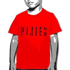 OFFICIAL Pixies - Shadow Logo YOUTH T-shirt NEW LICENSED Kids Merch All SIZES